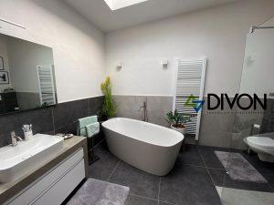 Badezimmer Penthousewohnung in Schwarzenberg