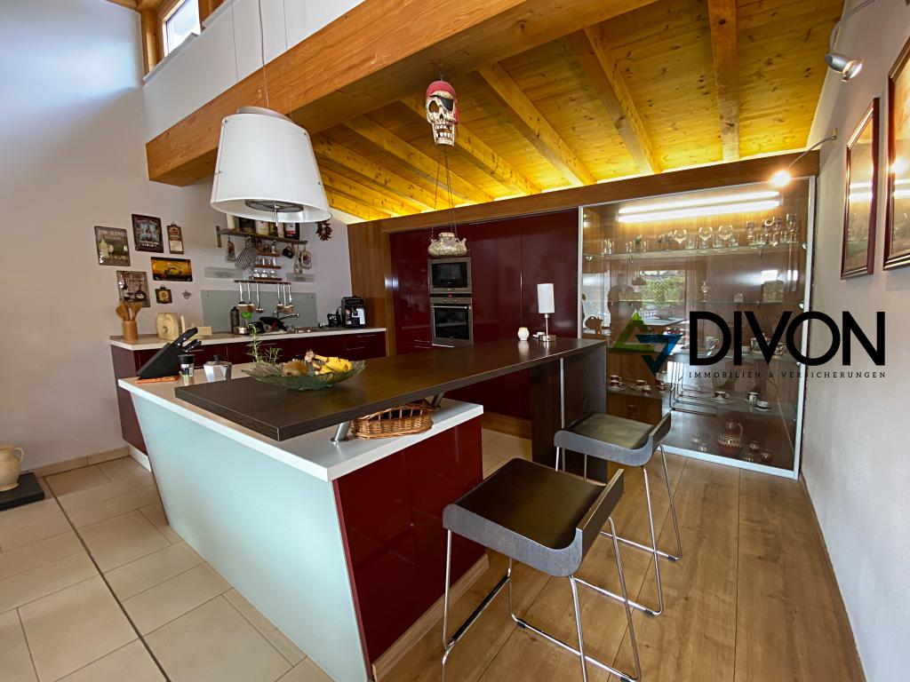 Küche Penthousewohnung in Schwarzenberg